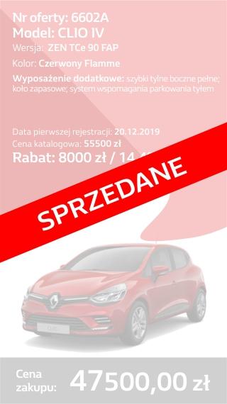 CLIO 6602A