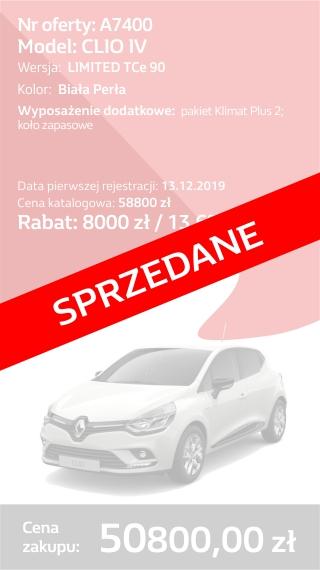 CLIO A7400
