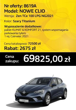 CLIO 8619a