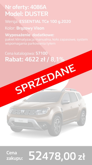 duster 4086a
