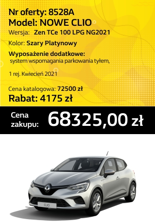 CLIO 8528a