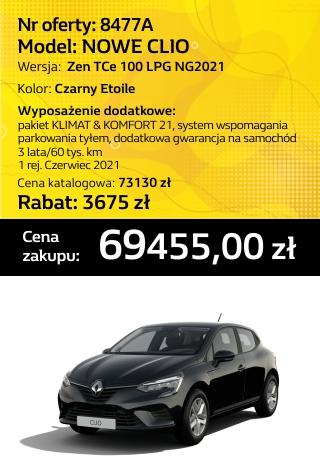CLIO 8477a