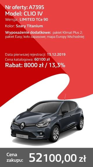 CLIO A7395