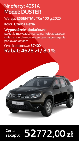 DUSTER 4031A