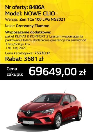 CLIO 8486a