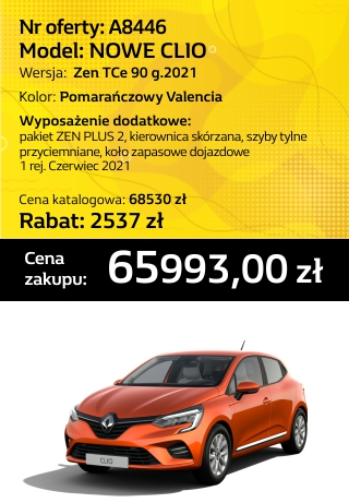 CLIO a8446