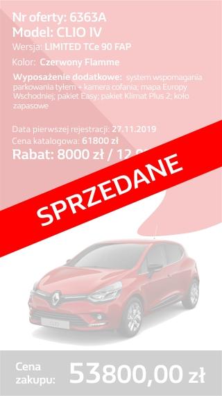 CLIO 6363A