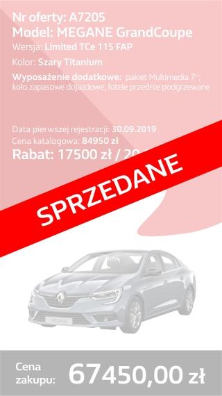 MEGANE A7205