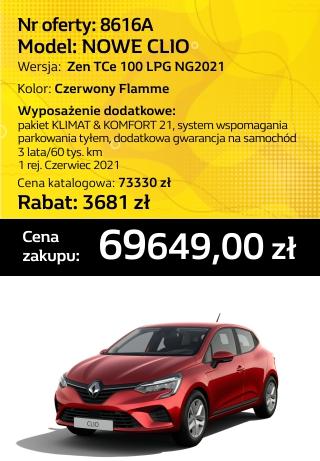 CLIO 8616a