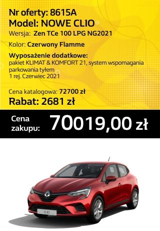 CLIO 8615a