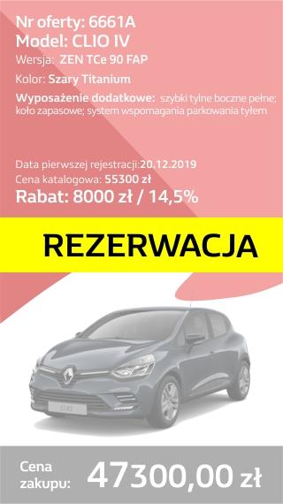 CLIO 6661A