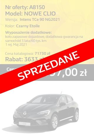CLIO a8150