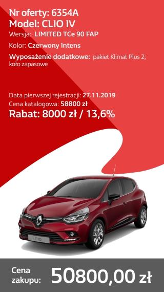 CLIO 6354A