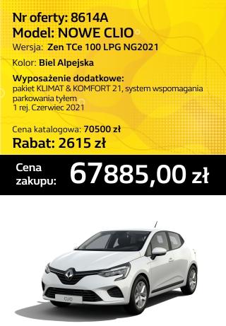 CLIO 8614a