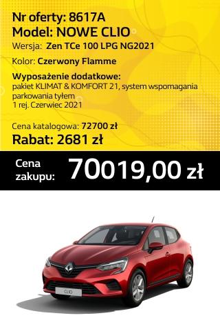 CLIO 8617a