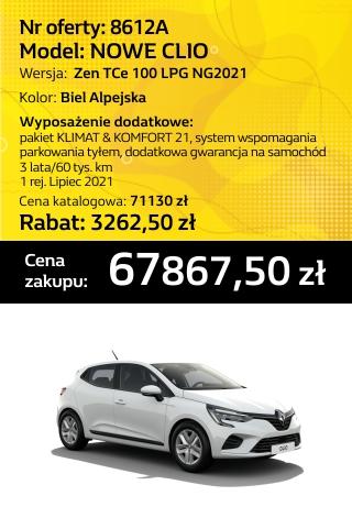 CLIO 8612a