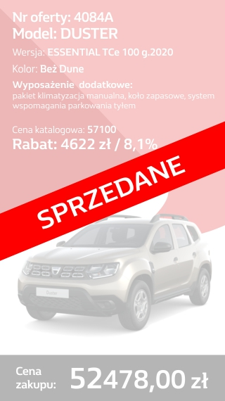 duster 4084a