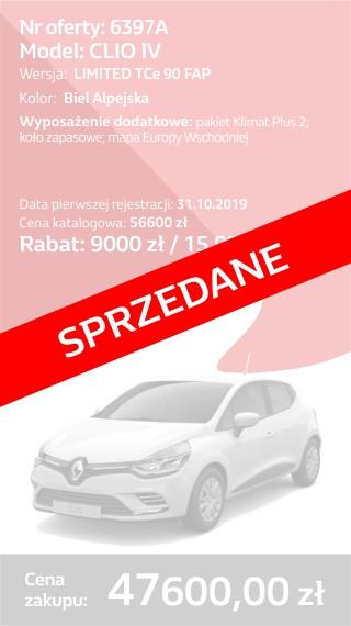 CLIO 6397A