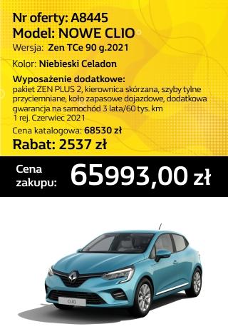 CLIO a8445