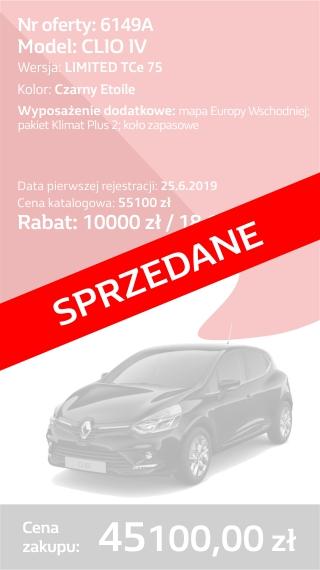 CLIO 6149A