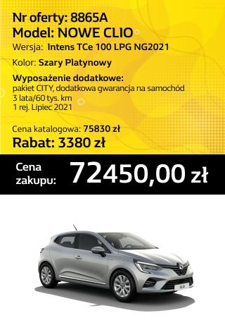 CLIO 8865a