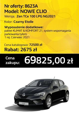 CLIO 8623a