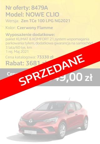 CLIO 8479a