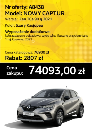 Nowy Captur a8438