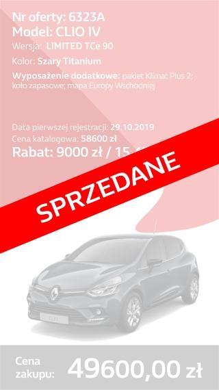 CLIO 6323A