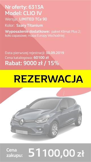 CLIO 6313A